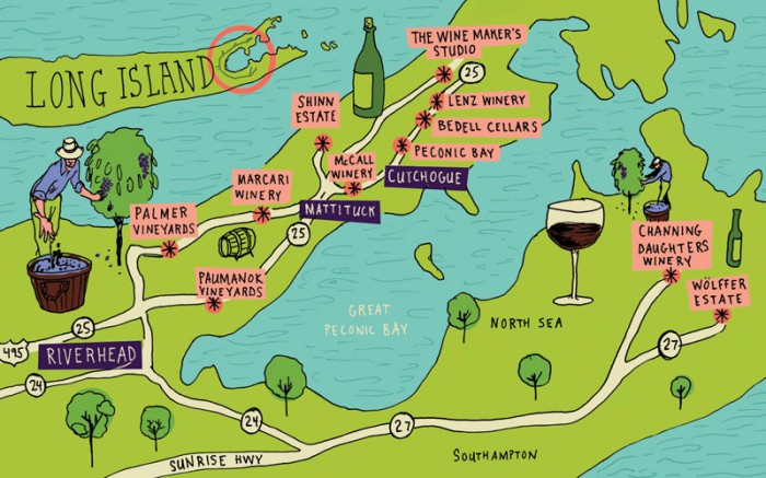 Wine Tasting North Fork Long Island