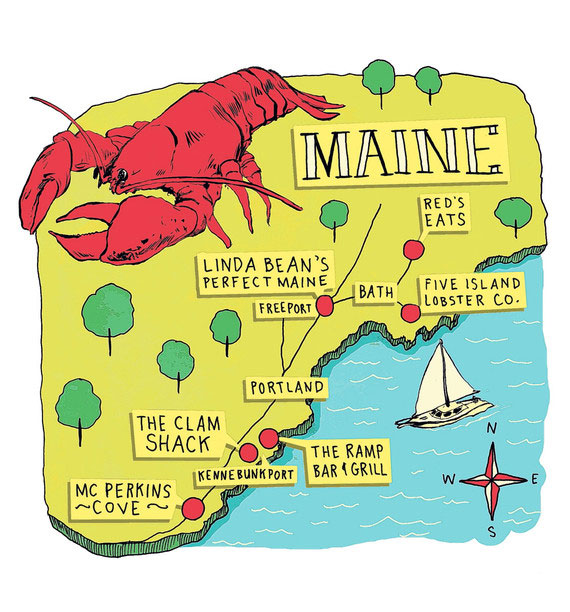 Where To Get The Best Lobster In Maine - Best Lobster 2017