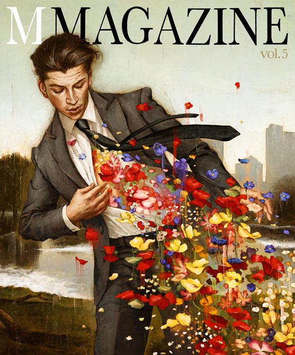 levy creative management, rory kurtz, charity, m magazine