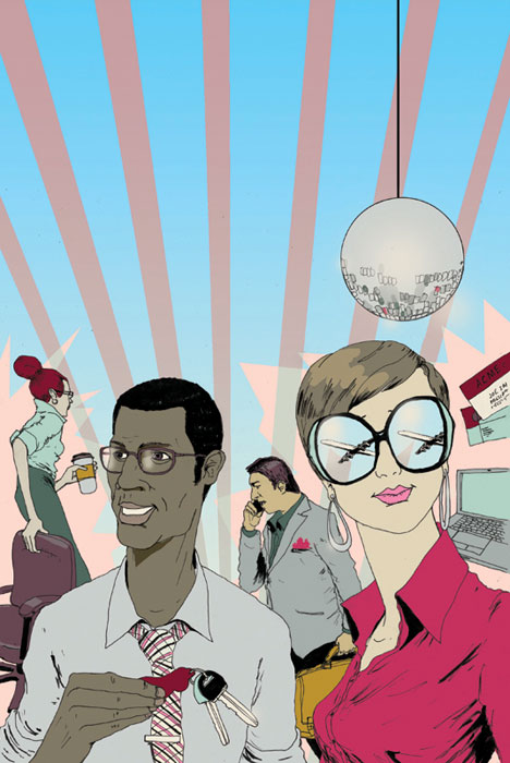 levy creative management, michael byers, inc magazine, best business bargains