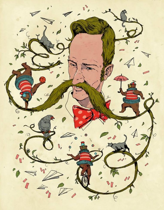 """""""Movember"""" by Michael Byers"""